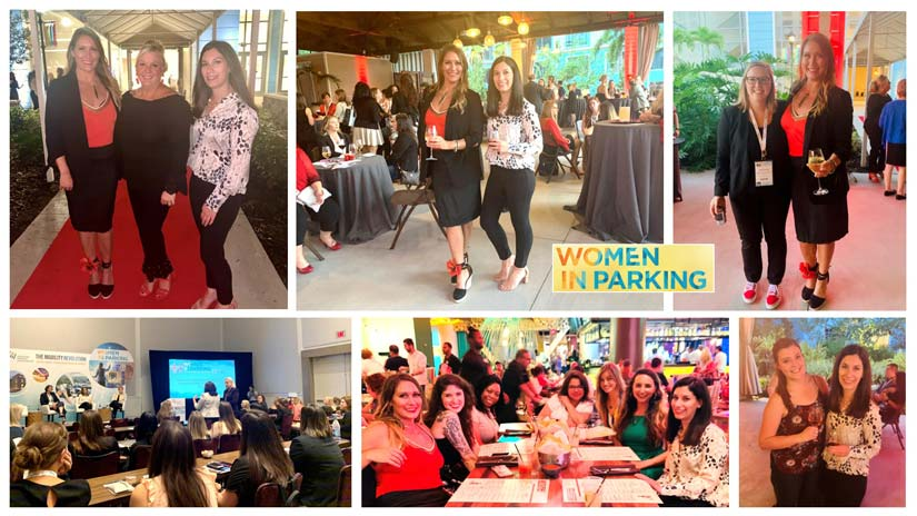 Women in Parking Conference