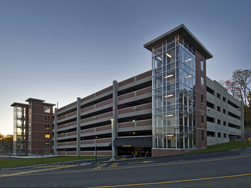 Client: Consigli Construction Co. Inc. (508) 458-0403 72 Sumner St. Milford, MA 01757 Project: Worcester State College Parking Garage For more information Contact Gregg Shupe 508-877-7700 www.Shupestudios.com